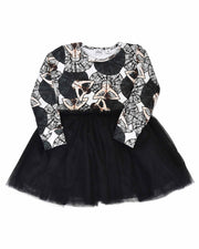 KR0905 THEATRE TUTU in BLACK