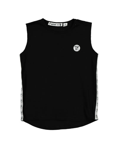 RT0700 RAD TRIBE TANK IN BLACK