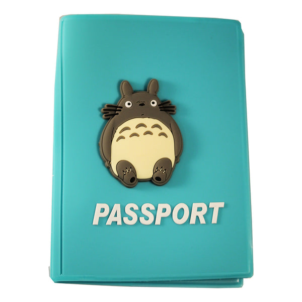 Cute TOTO PVC Thick Passport Cover/ Holder