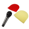 2 Pcs Colored Microphone Cover