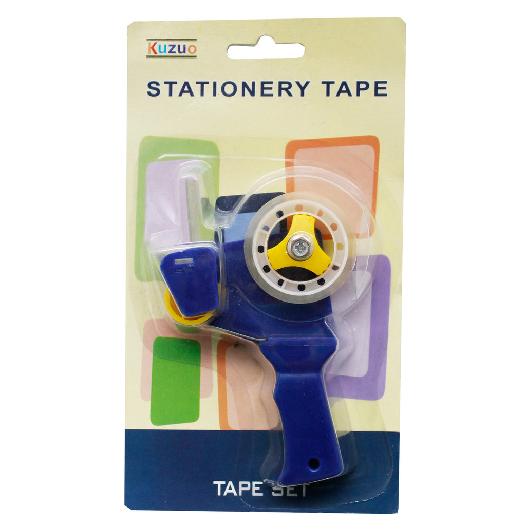 DIY Blue Stationery Packing Tape Set