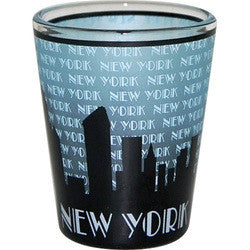 New York Shot Glass Custom Promotional Item