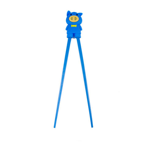 Blue Pig Chopsticks