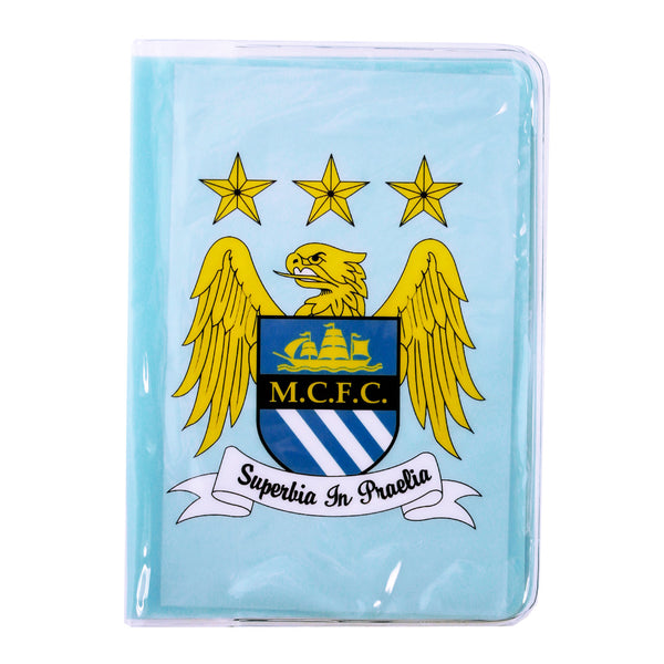 Manchester City F.C. Passport Cover