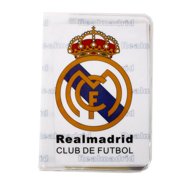 Real Madrid C.F. Passport Cover