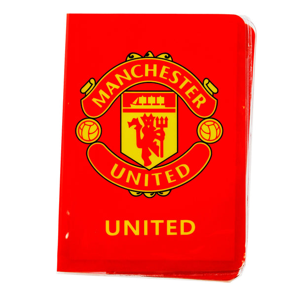 Manchester United F.C Passport Cover