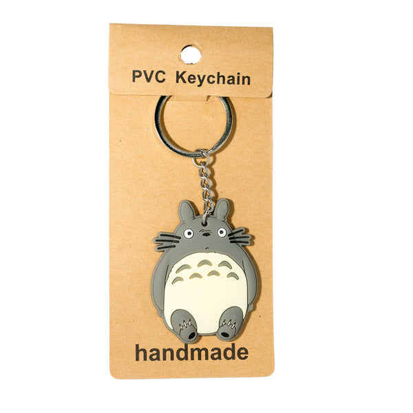 Adorable Toto PVC Key Chain