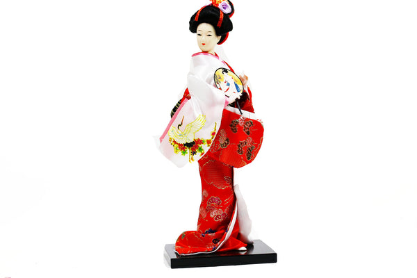 DIY Japanese Kimono Design White Figurine ($5.99 each)