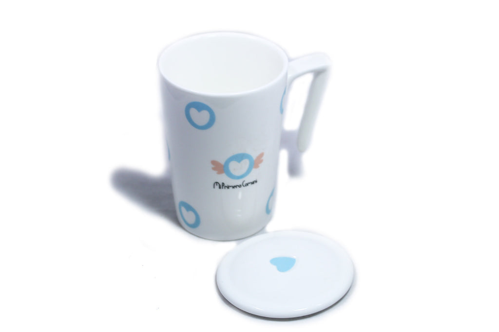 DIY Flying Heart Design Mug ($7.50 each)