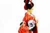 DIY Japanese Kimono Design  Orange Doll Figurine ($5.99 each)