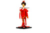 DIY Japanese Kimono Design Red Figurine ($5.99 each)
