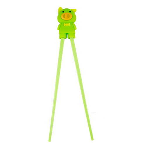 Green Pig Chopsticks