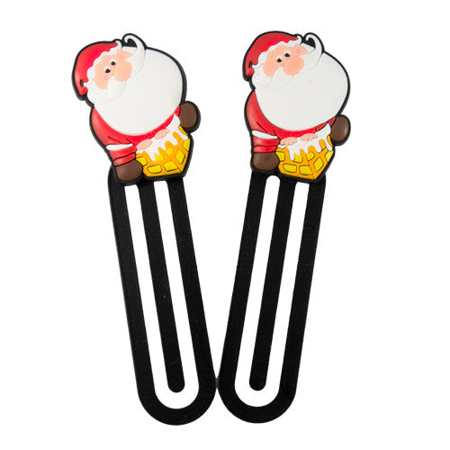 Large Santa Claus Bookmark