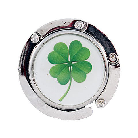 Four Leaf Clover Bag Hanger