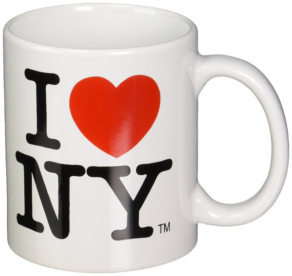 I Love New York Mug Custom Promotional Item