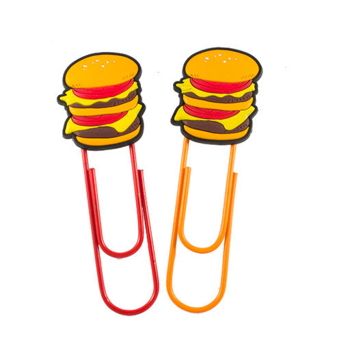 Medium Hamburger Bookmark
