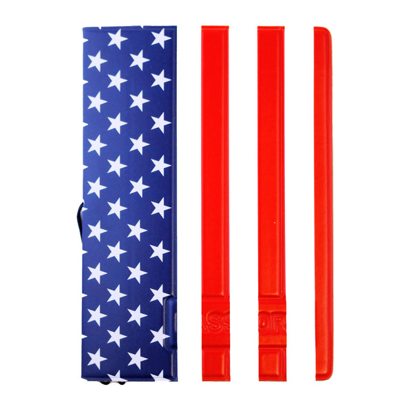 American Flag Passport Cover