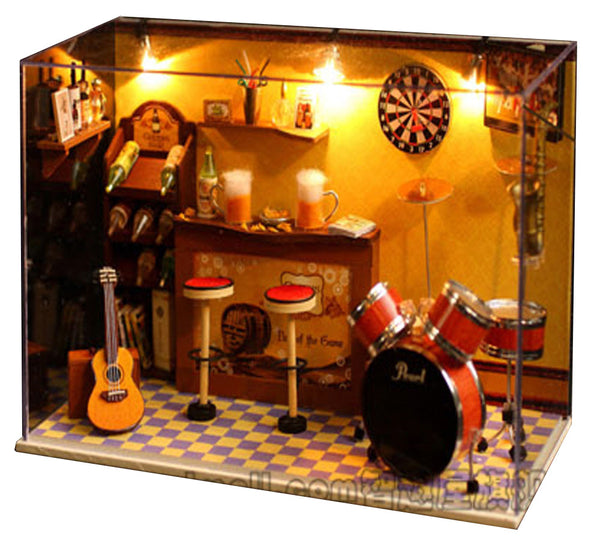 Band Doll House