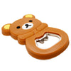 Cute Brown Bear Magnet PVC Bottle Opener