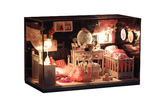 Bedroom Doll House