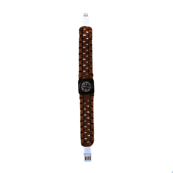 Brown Compass USB Cable ($0.00)