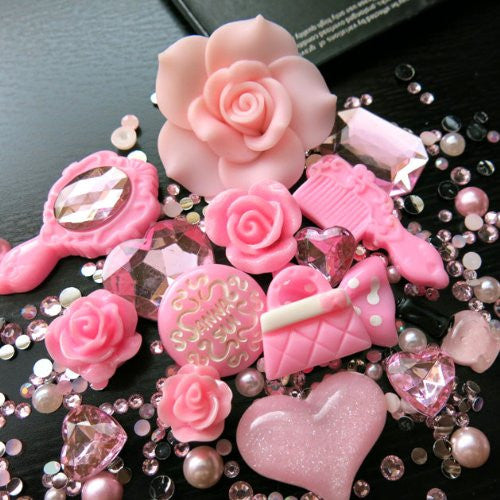 DIY  Flower Purse Theme Design Pink Deco Kit ($9.99 each)