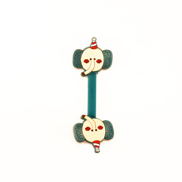 Party Elephant Earphone Tie ($0.50)