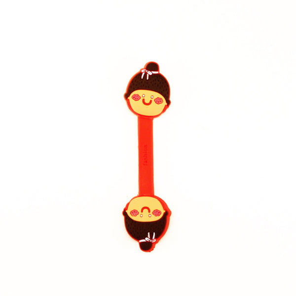 Little Girl Earphone Tie ($0.50)