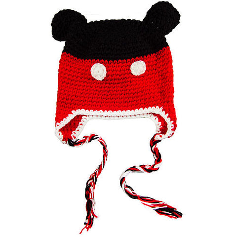Mouse Ears Red Beanie ($0.00)