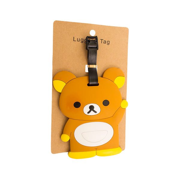 Bear Full Body Luggage Tag (Comes in packs of 12 - $2.50 each)