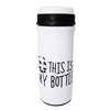 THIS IS MY BOTTLE Panda White Thermos Tumbler Water Bottle