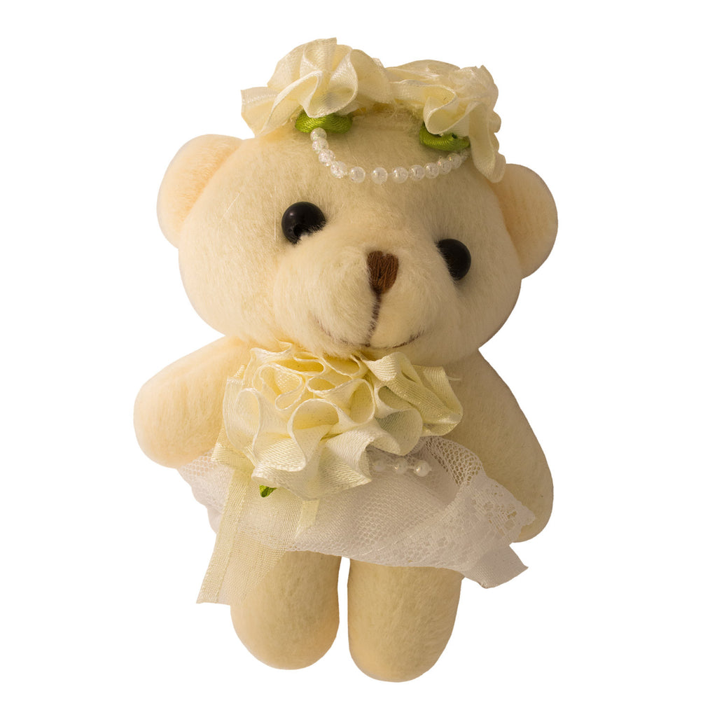 Soft Plush Bears for Bouquets