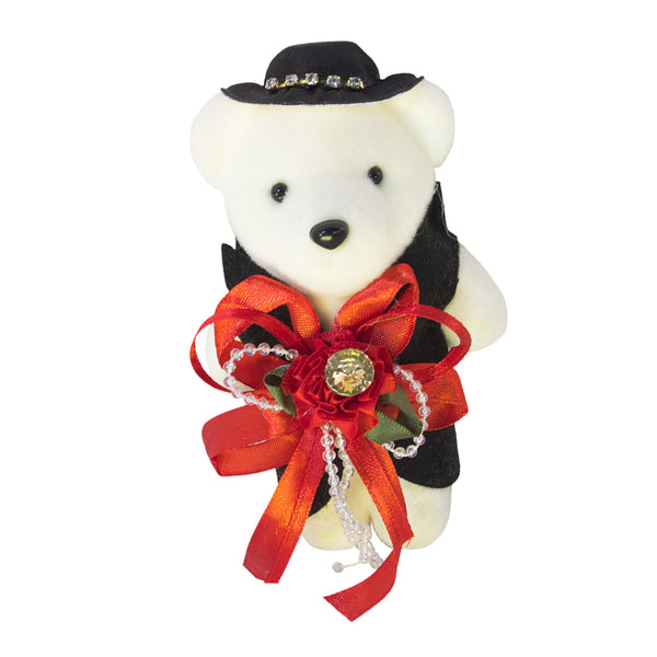 Hard Foam Bears for Bouquets