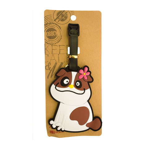 Adorable Dog Luggage Tag (Comes in packs of 12 - $2.50 each)