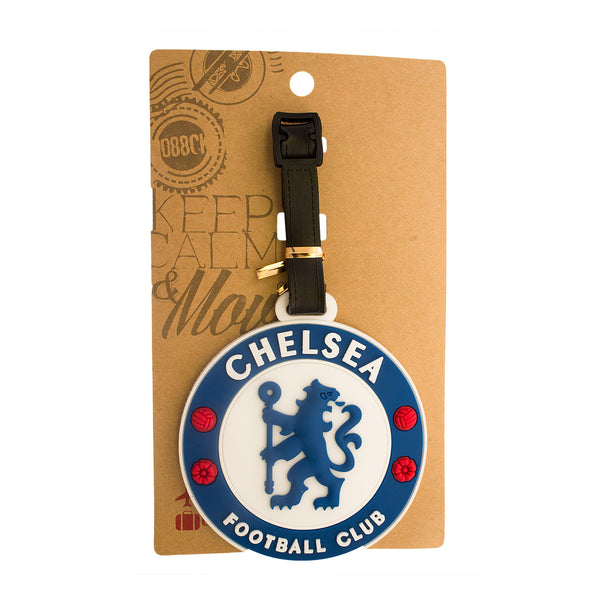 Chelsea FC Luggage Tag (Comes in packs of 12 - $2.50 each)