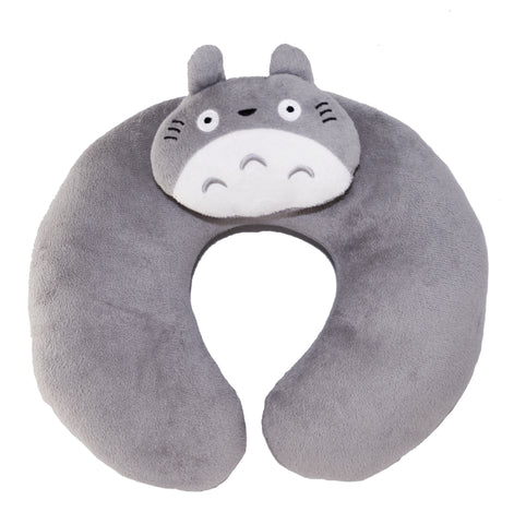 Adorable Toto Gray Neck Pillow