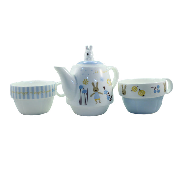 Alice in Wonderland  Design Blue Tea Set ($9.99 each)