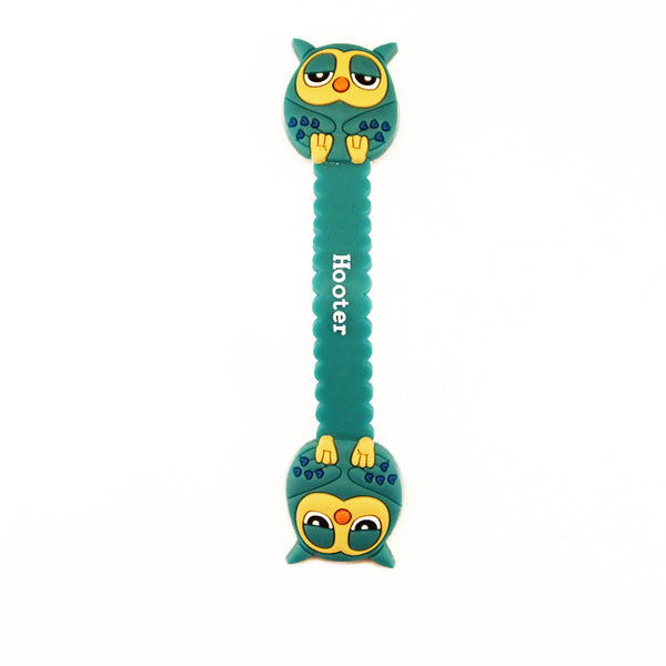 Blue Owl Earphone Tie ($0.50)