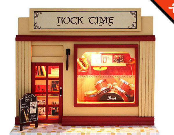 Rock Time Doll House
