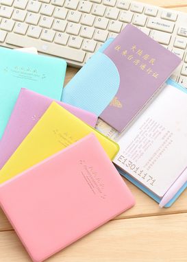 Copy of Multiple Color Passport Cover