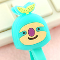 Blue Masked Hero Earphone Tie