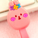 Girl Pink Elephant Earphone Tie