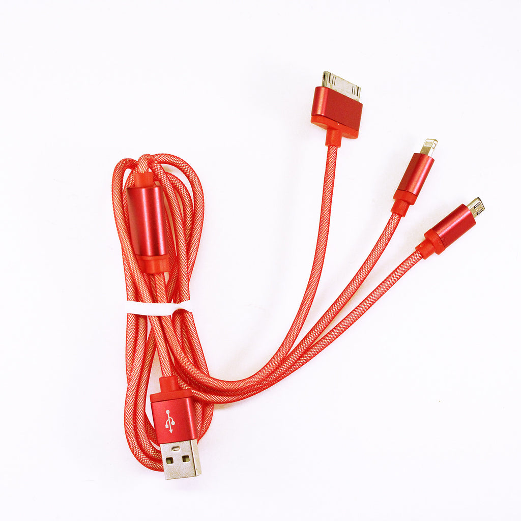 Red USB Cable