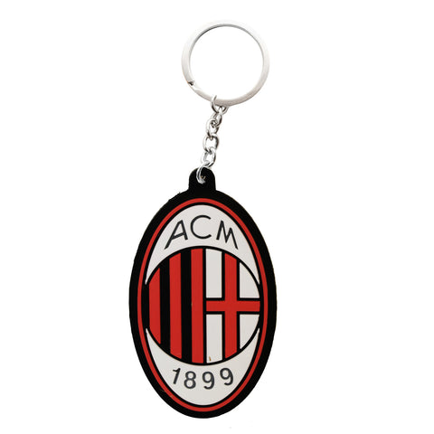 ACM Milan Football PVC Key Chain