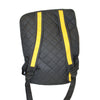 3D Backpack School Bag Blue & Yellow Design