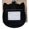 Black Lucky Cat Luggage Tag (Comes in packs of 12 - $2.50 each)