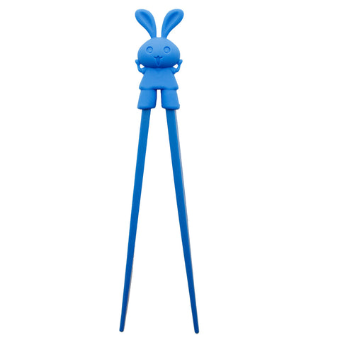 Blue Bunny Rabbit Chopsticks