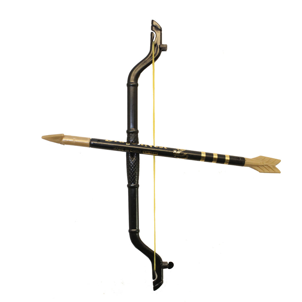 Black Bow and Arrow Pen