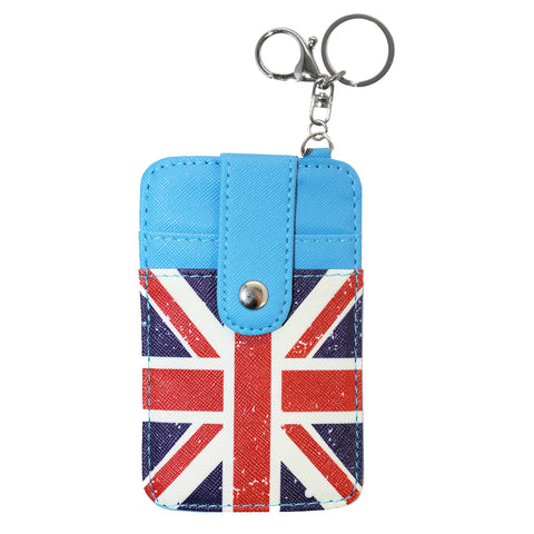 British Flag Wallet Card Holder Accessory