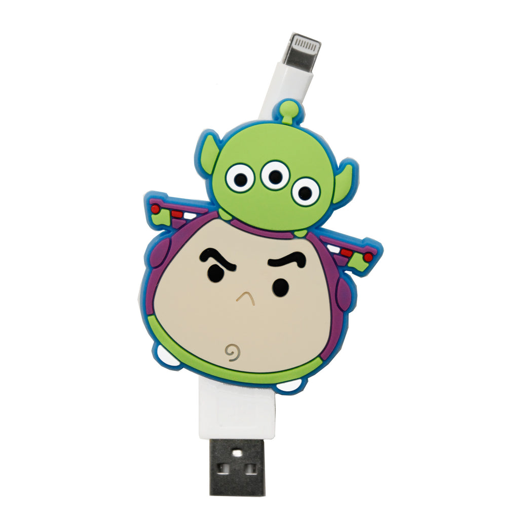 Buzz Lightyear USB Cable for iPhone and iPad
